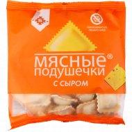 Пельмени «Мясные Подушечки» с сыром, 430 г