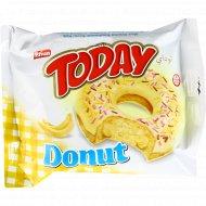 Пирожное бисквитное «Today Donut» банан, 50г.