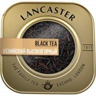 Чай черный «Lancaster» кенийский высокогорный, 75 г.
