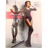 Колготки женские «Art G» lure 60, nero, размер 3-M.