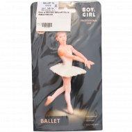 Колготки детские «Boy&Girl» ballet 70, размер 128-134.