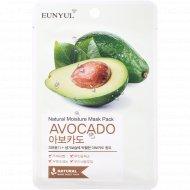 Маска для лица «Eunyul» с авокадо, 22 мл