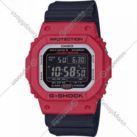 Часы наручные «Casio» GW-M5610RB-4E