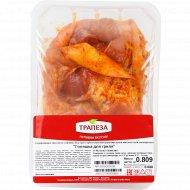 Полуфабрикат мясной «Голяшка для гриля» из свинины, 1 кг., фасовка 0.8-1 кг