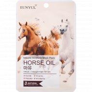 Маска для лица «Eunyul» с лошадиным маслом, 22 мл