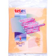 Салфетка для пола «Tetex Standard» 50 Х 60 см, 1 шт.
