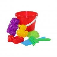 Набор детский «Зоопарк» № 2 для игры с песком, М1954.