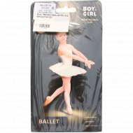 Колготки детские «Boy&Girl» ballet 70, размер 116-122.