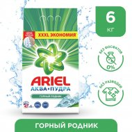 Стиральный порошок «Ariel» Горный Родник, 6 кг