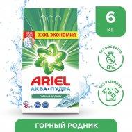 Стиральный порошок «Ariel» Горный Родник, 6 кг.