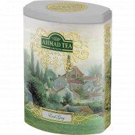 Чай черный листовой «Ahmad» Эрл Грей, с ароматом бергамота, 100 г.