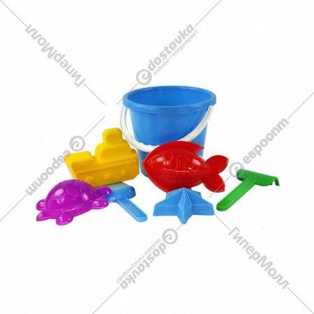 Набор детский «Морской» для игры с песком.