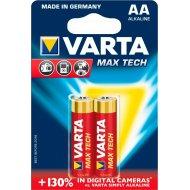 Элемент питания «Varta» Max Tech LR6, 2 шт.