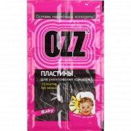Пластины сменные «OZZ-Baby» для уничтожения комаров 10 шт.