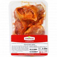 Полуфабрикат мясной «Рулька для гриля» из свинины, 1 кг., фасовка 0.8-1 кг