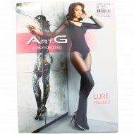 Колготки женские «Art G» lure 60, nero, размер 4-L.