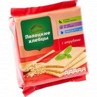 Хлебцы «Полоцкие» экструзионные с отрубями, 55 г.