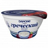 Йогурт «Греческий» вишня-черешня, 3.4 %, 130 г.