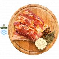 Полуфабрикат «Грудинка свиная в папричном маринаде» замороженный 700 г.