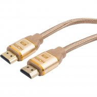 Кабель «Cablexpert» CC-G-HDMI03-7.5M, золотой