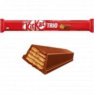 Шоколад молочный «Kit Kat» с хрустящей вафлей, 87 г.