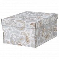 Коробка с крышкой «Смека» 26x32x17 см.