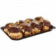Пирог «Мой десерт» с шоколадом, арахисом и карамелью, 600 г.