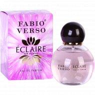 Парфюмерная вода «Fabio Verso» eclaire для женщин, 100 мл.