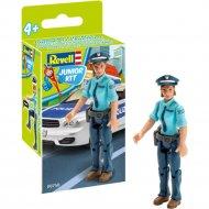 Сборная модель «Revell» Женщина-полицейский, 00750