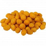 Арахис в хрустящей корочке со вкусом плавленого сыра, 1 кг., фасовка 0.25-0.3 кг