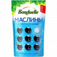 Маслины «Bonduelle» с морской солью, 70 г.