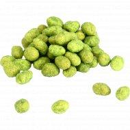 Арахис в хрустящей корочке «Хрустnut» васаби, 1 кг., фасовка 0.25-0.35 кг