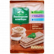 Хлебцы «Полоцкие» ржано-гречневые, 80 г.