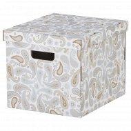 Коробка с крышкой «Cмека» 33x38x30 см.
