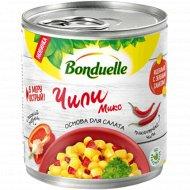 Овощная смесь «Bonduelle» чили микс, 425 мл.
