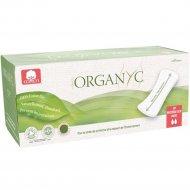 Прокладки «Organyc» на каждый день, maxi, 2 капли, 20 шт