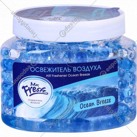 Освежитель воздуха «Mr. Fresh» океанский бриз, 340 г.