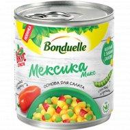 Овощная смесь «Bonduelle» Италия микс, 425 мл.