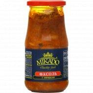 Фасоль с овощами «Mikado» 530 г.