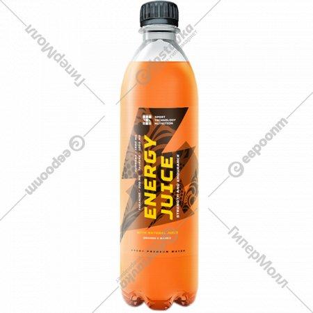 Напиток «Energy Juice» манго-апельсин, 0.5 л.