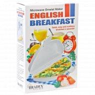Омлетница для микроволновой печи «Английский завтрак».