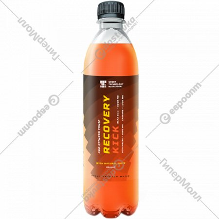 Напиток «Recovery Kick» тропический пунш, 0,5 л.