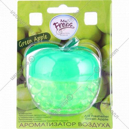 Ароматизатор воздуха «Mr. Fresh» зелёное яблоко, 75 г.
