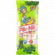 Сыр полутвердый незрелый «Pik-nik kids» сырные палочки 40%, 80 г.
