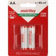 Аккумулятор «Smartbuy» AA/2BL 2300mAh.