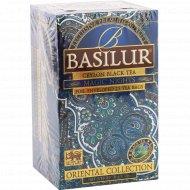 Чай черный «Basilur Magic Nights» мелколистовой, 2х25 г.
