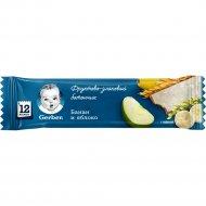 Батончик «DoReMi» фруктовый c вафелькой,яблоко и банан, 25 г