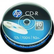CD диски «HP» CakeBox, 69308