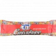 Мороженое «УП Минский хладокомбинат №2» Столичное, крем-брюле, 80 г