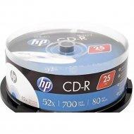 CD диски «HP» CakeBox, 69311